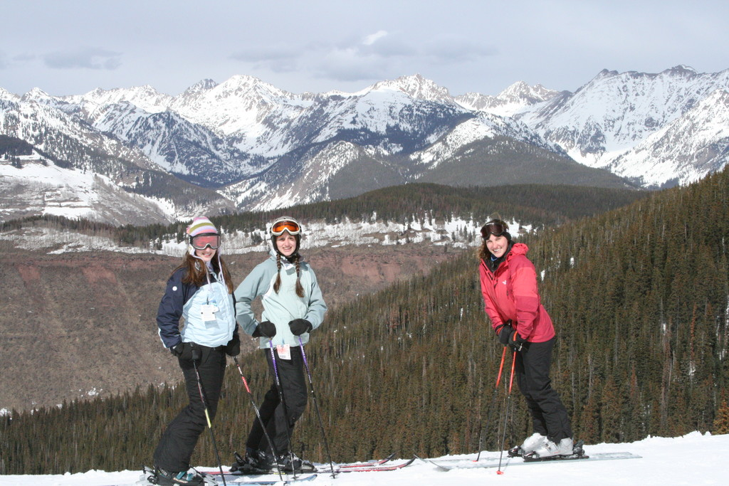 Ali, Katie and Kristin - Vail, CO
