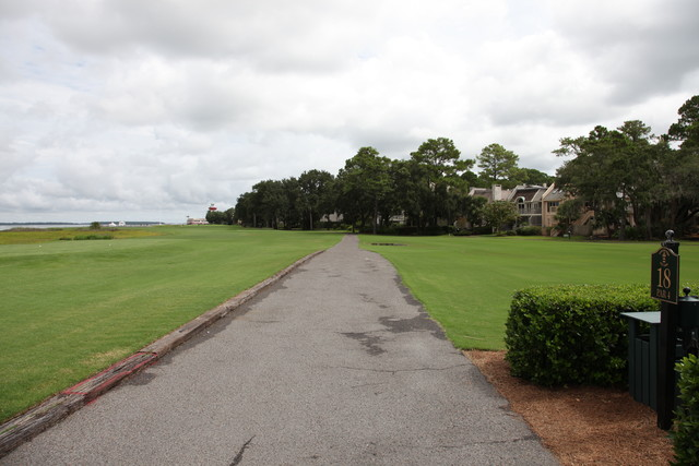 Harbour Town Golf Links Hole 18
