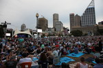 Symphony in The Domain - January 2011