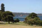 Sydney's Hyde Park and Botanic Gardens - January 2011