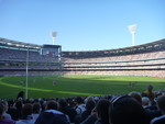 Australian Football at the Melbourne Cricket Ground