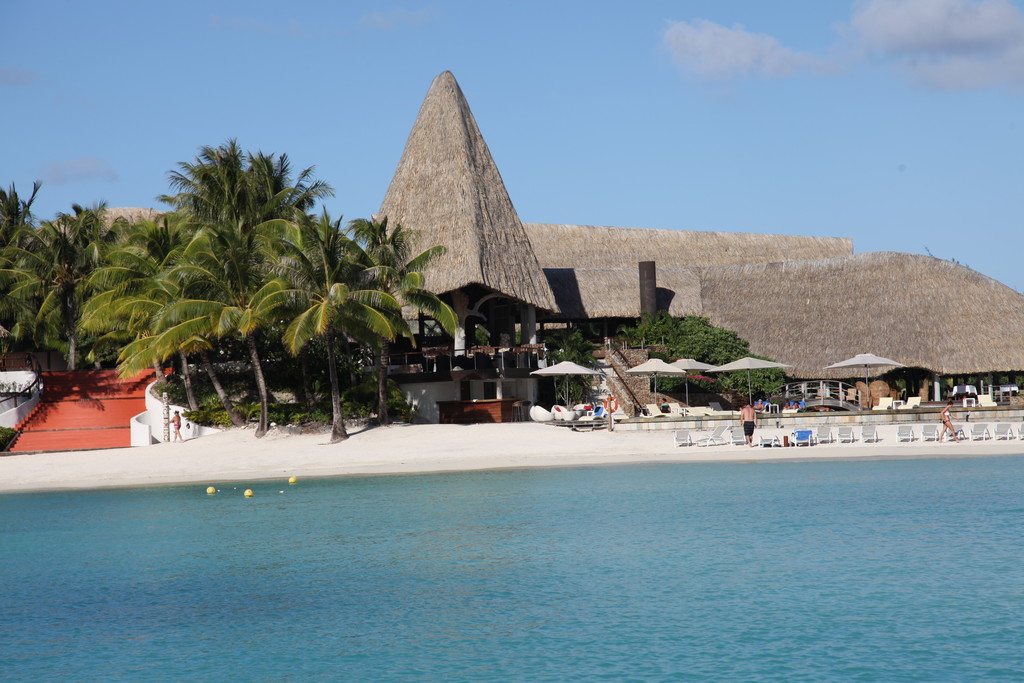 Welcome to the Le Meridien Bora Bora!