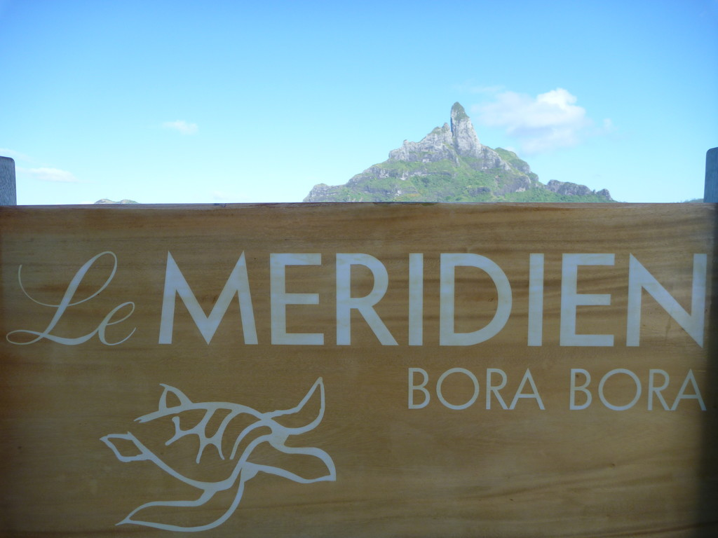 The Le Meridien Bora Bora