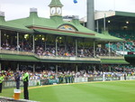 Australia vs. India ODI Cricket at the SCG - February 2012