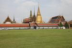 Bangkok - Grand Palace, Wat Po, Distil - April 2012